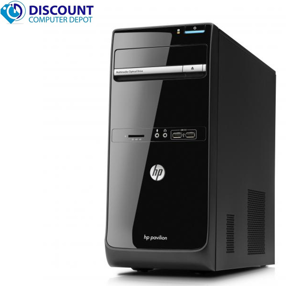 HP Pavilion P6-2350 Tower Computer PC AMD A8-5600K 8GB